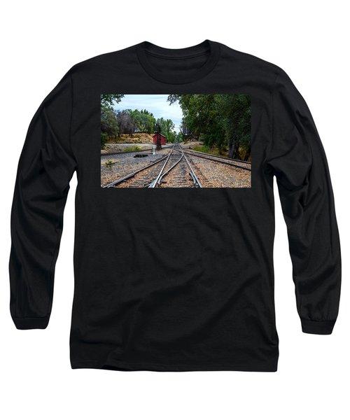 Sierra Railway Long Sleeve T-Shirt