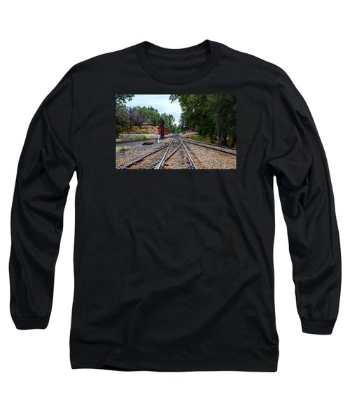 Sierra Railway Long Sleeve T-Shirt