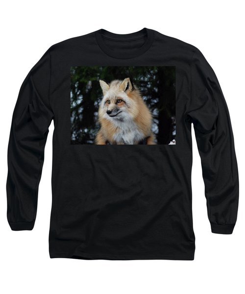 Sierra's Profile Long Sleeve T-Shirt by Richard Bryce and Family