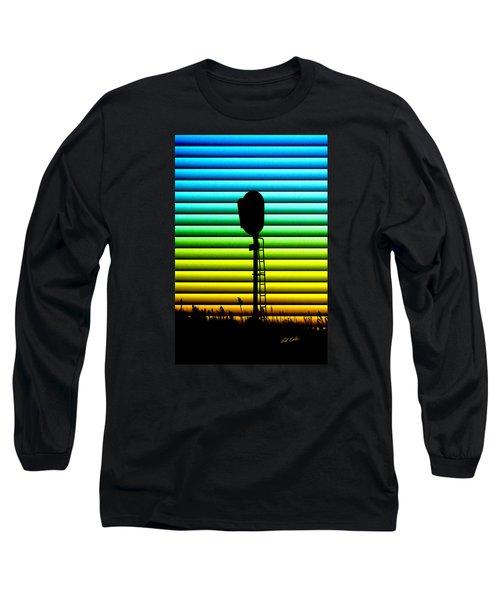 Signal At Dusk Long Sleeve T-Shirt