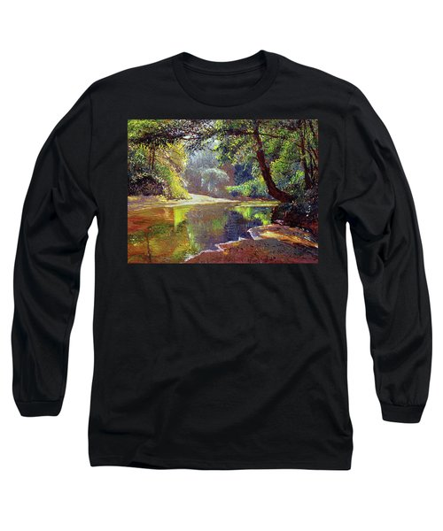 Silent River Long Sleeve T-Shirt