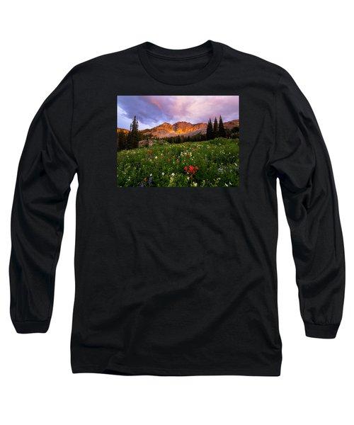 Silent Stirrings Long Sleeve T-Shirt