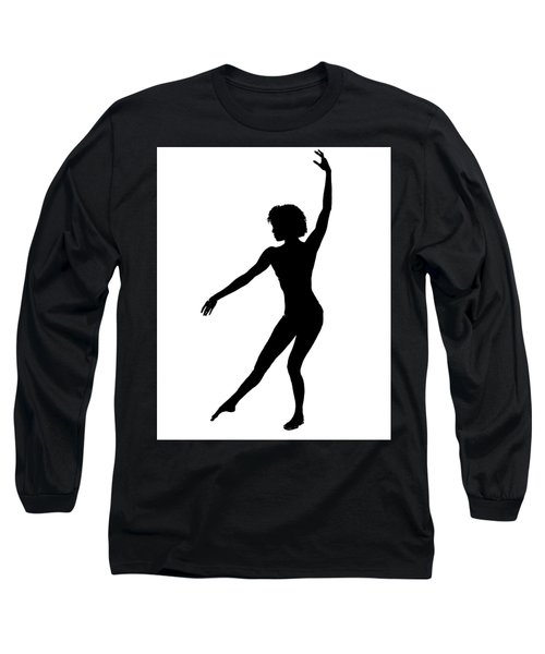 Silhouette 48 Long Sleeve T-Shirt by Michael Fryd