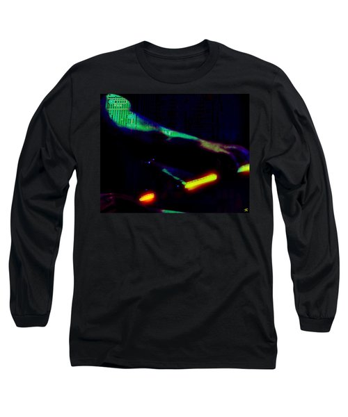 Silicon Man Long Sleeve T-Shirt