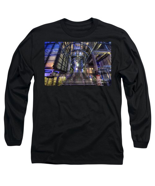 Silk And Steel 1.0 Long Sleeve T-Shirt