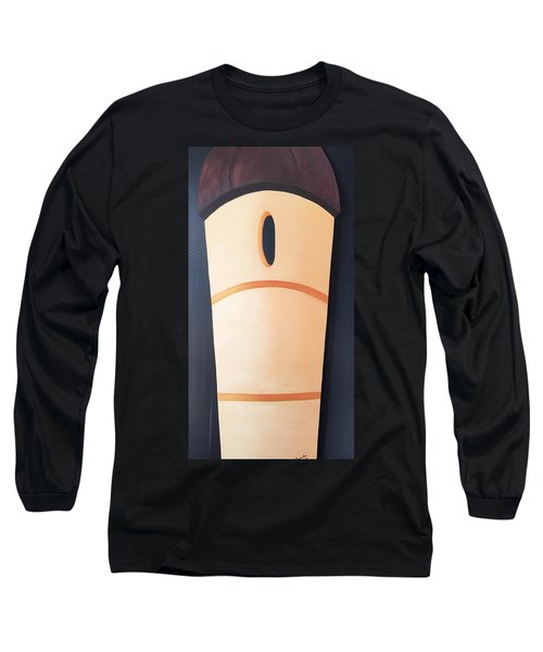 Silo Long Sleeve T-Shirt by Brenda Bonfield