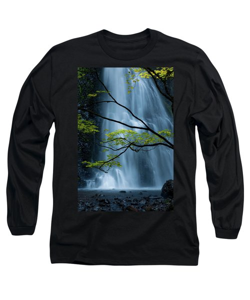 Silver Fall Long Sleeve T-Shirt