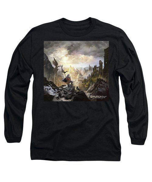 Simurgh Call Of The Dragonlord Long Sleeve T-Shirt