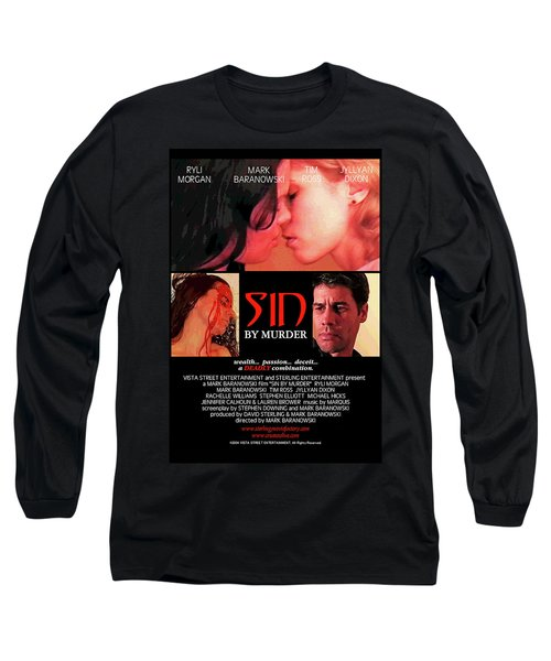 Sin By Murder Poster A Long Sleeve T-Shirt