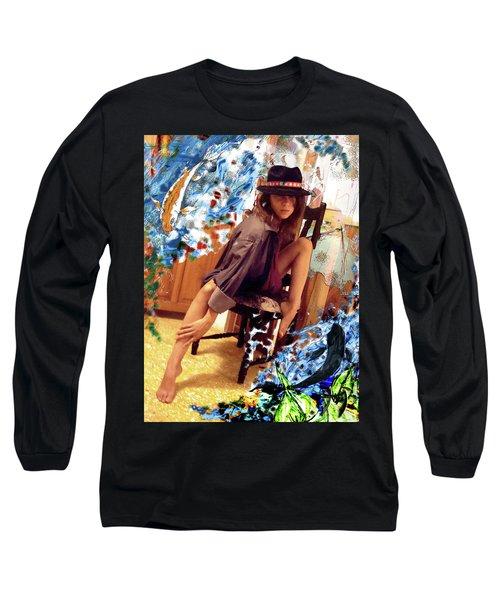 Sinergia Long Sleeve T-Shirt