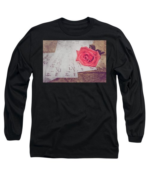 Sing Me A Love Song Long Sleeve T-Shirt