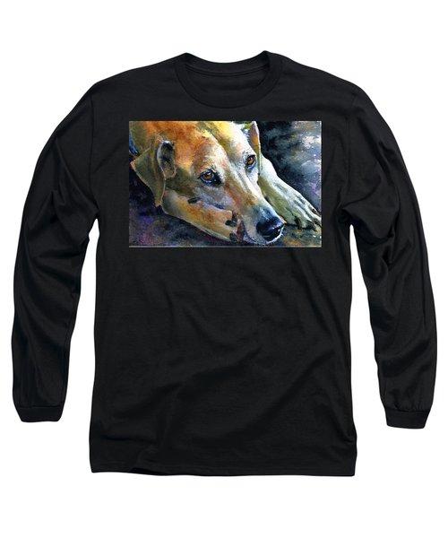 Singa Long Sleeve T-Shirt by John D Benson