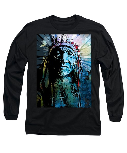 Sioux Chief Long Sleeve T-Shirt