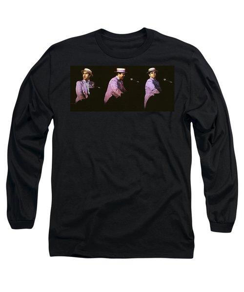 Sir Elton John 3 Long Sleeve T-Shirt