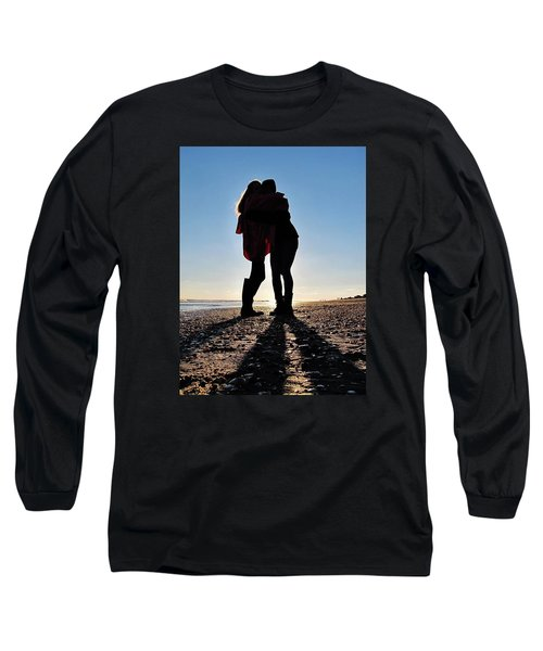 Sisters In The Shadows Long Sleeve T-Shirt