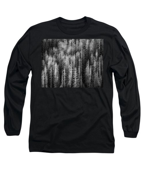 Sitka Abstraction Long Sleeve T-Shirt