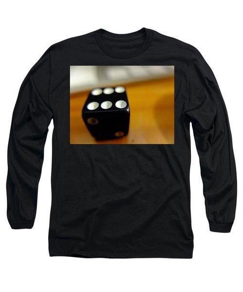 Six Sider Long Sleeve T-Shirt by John Rossman