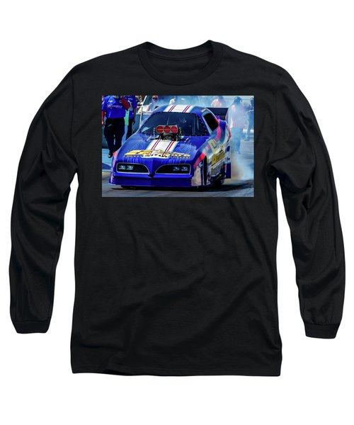 Sizemore Construction Pontiac Funny Car Long Sleeve T-Shirt