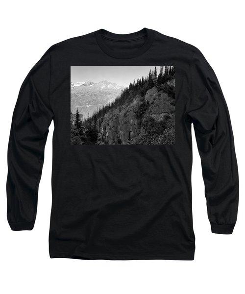 Skagway, Alaska Long Sleeve T-Shirt