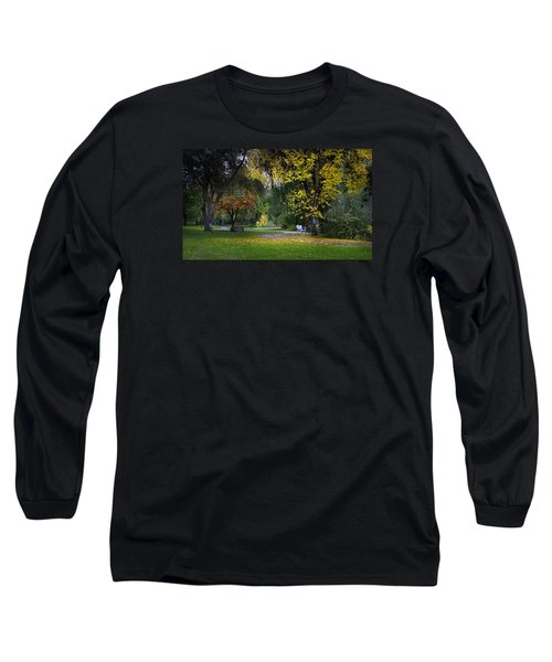 Skaha Lake Park Long Sleeve T-Shirt