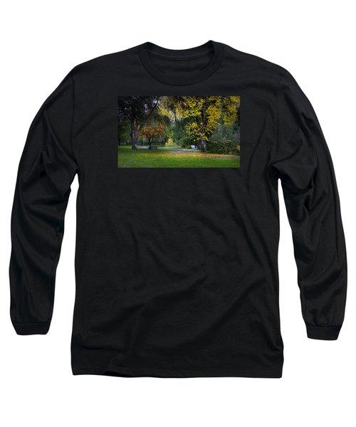 Skaha Lake Park Long Sleeve T-Shirt