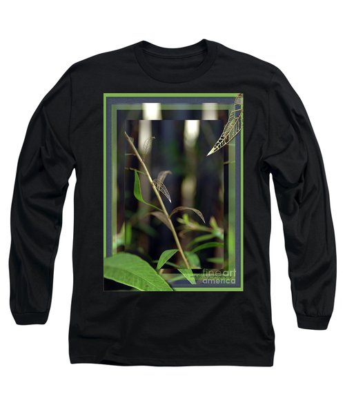 Long Sleeve T-Shirt featuring the photograph Skeletons And Skin by Vicki Ferrari