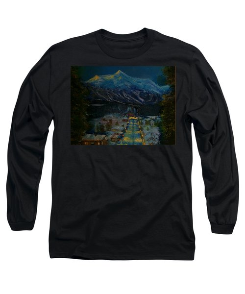 Ski Resort Long Sleeve T-Shirt