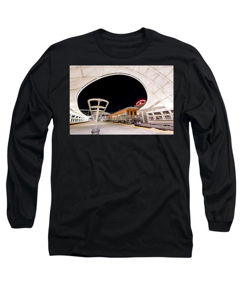 Ski Train Long Sleeve T-Shirt