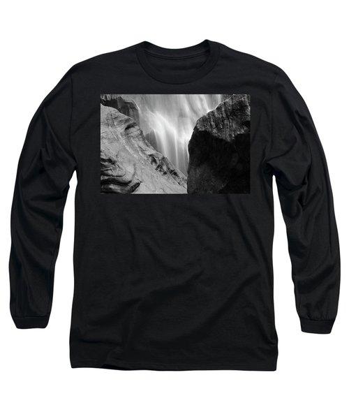 Skn 4285 Motion And Still Long Sleeve T-Shirt