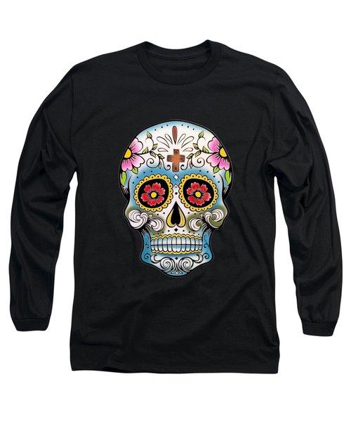 Skull 10 Long Sleeve T-Shirt