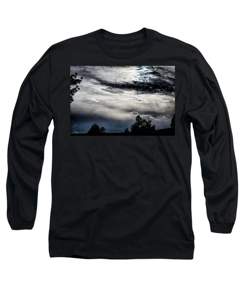 Sky Drama Long Sleeve T-Shirt