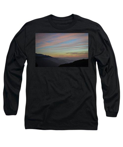 Sky Haze Long Sleeve T-Shirt