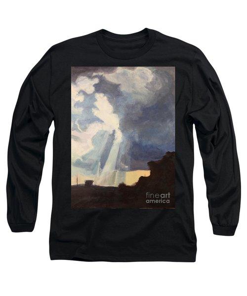 Sky Portal I Long Sleeve T-Shirt