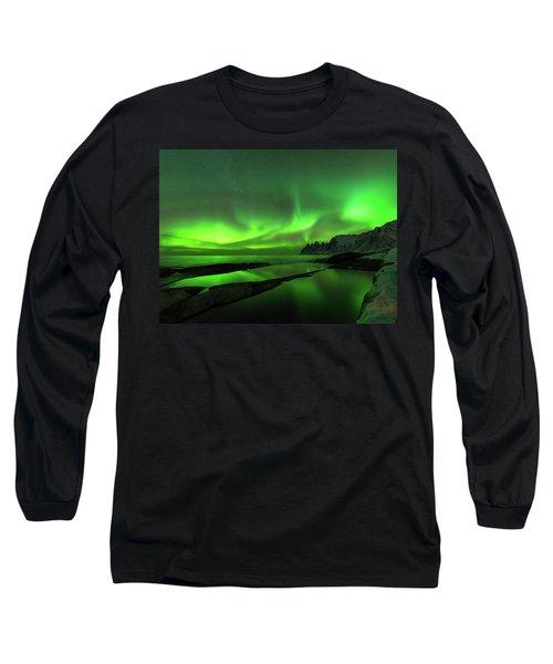 Skydance Long Sleeve T-Shirt by Alex Lapidus