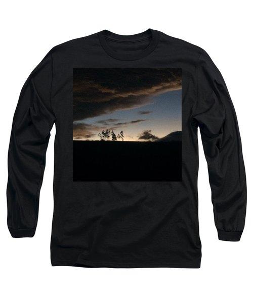 Skyline Long Sleeve T-Shirt by Eli Ortiz