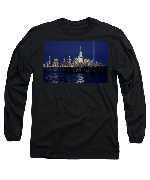 Skyline Lights Long Sleeve T-Shirt
