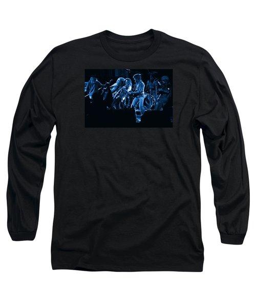 Blues In Spokane Long Sleeve T-Shirt