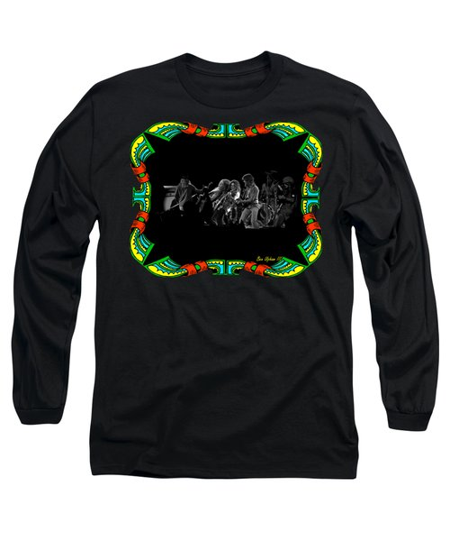 Frame #4 Long Sleeve T-Shirt