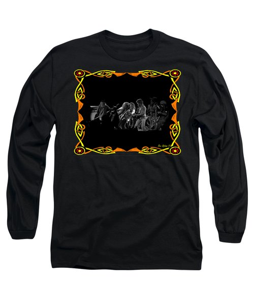 Frame #5 Long Sleeve T-Shirt