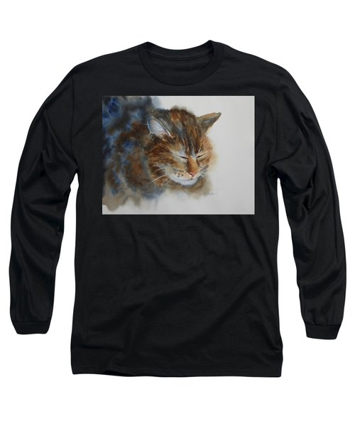 Sleeping Tiger Long Sleeve T-Shirt