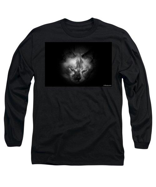 Long Sleeve T-Shirt featuring the photograph Sleepy Head by Betty Northcutt