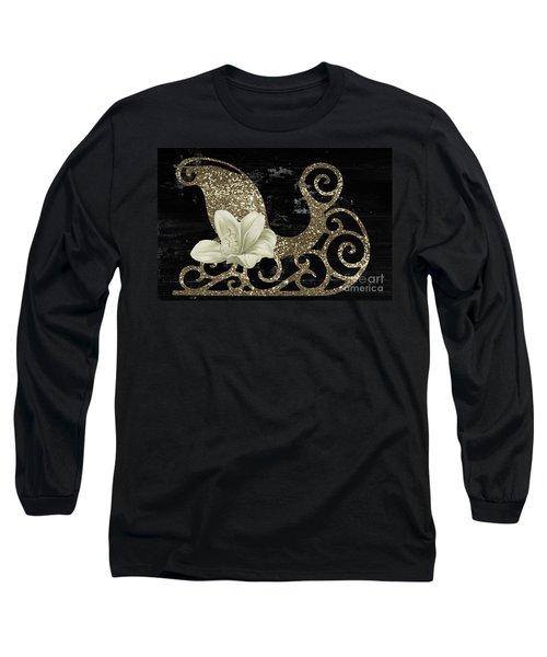 Sleigh Petals II Long Sleeve T-Shirt