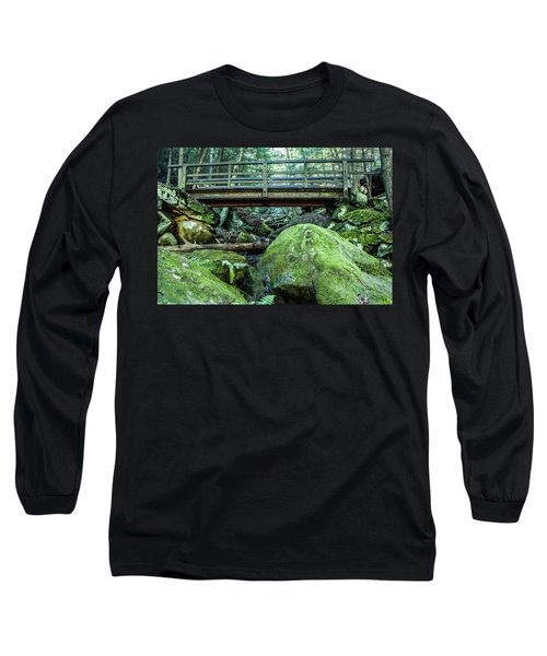 Slippery Rock Gorge - 1931 Long Sleeve T-Shirt