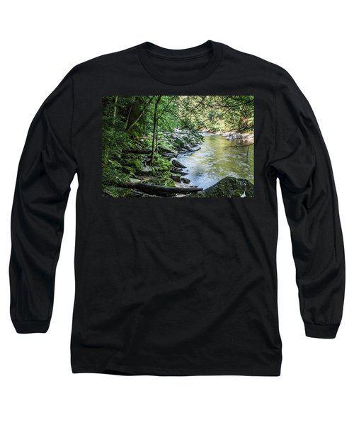 Slippery Rock Gorge - 1934 Long Sleeve T-Shirt