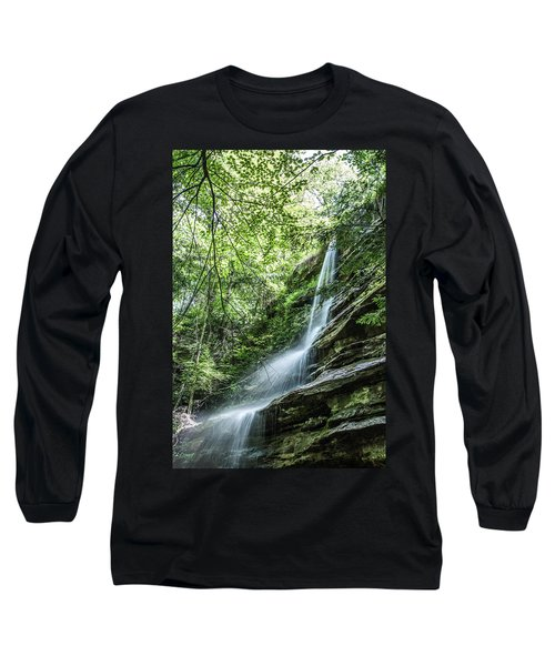 Slippery Rock Gorge - 1957 Long Sleeve T-Shirt