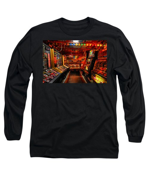 Slot Machines Long Sleeve T-Shirt