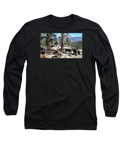 Slow Is Fast Long Sleeve T-Shirt