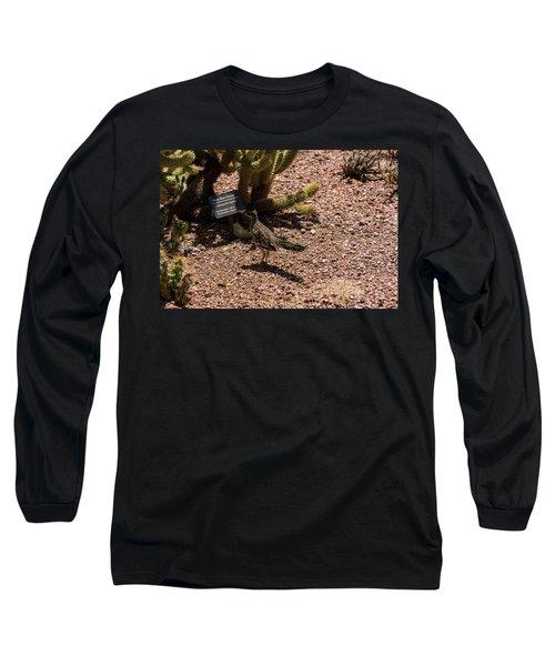 Smart Roadrunner Long Sleeve T-Shirt
