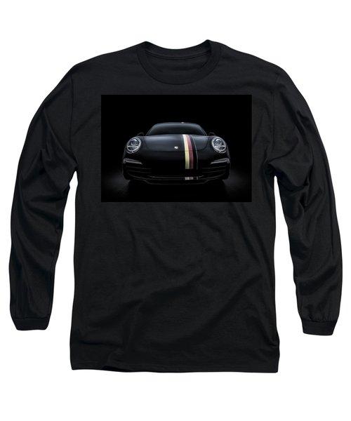 Smoke-stack Lightning Long Sleeve T-Shirt by Douglas Pittman