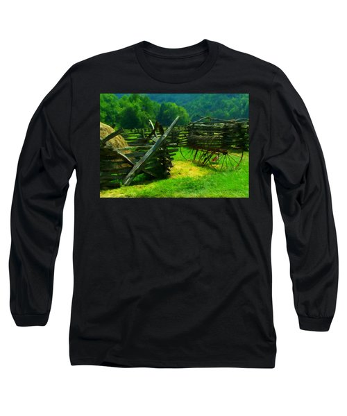 Smoky Mountain Farm 1900s Long Sleeve T-Shirt